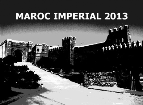 Maroc Imperial 2013 - Pharaglions